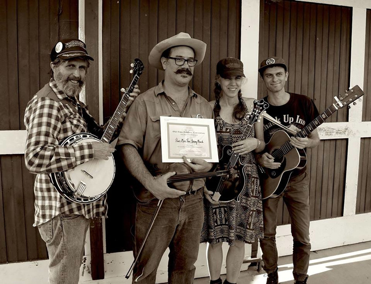 HaveMoreFunStringBand-photo1